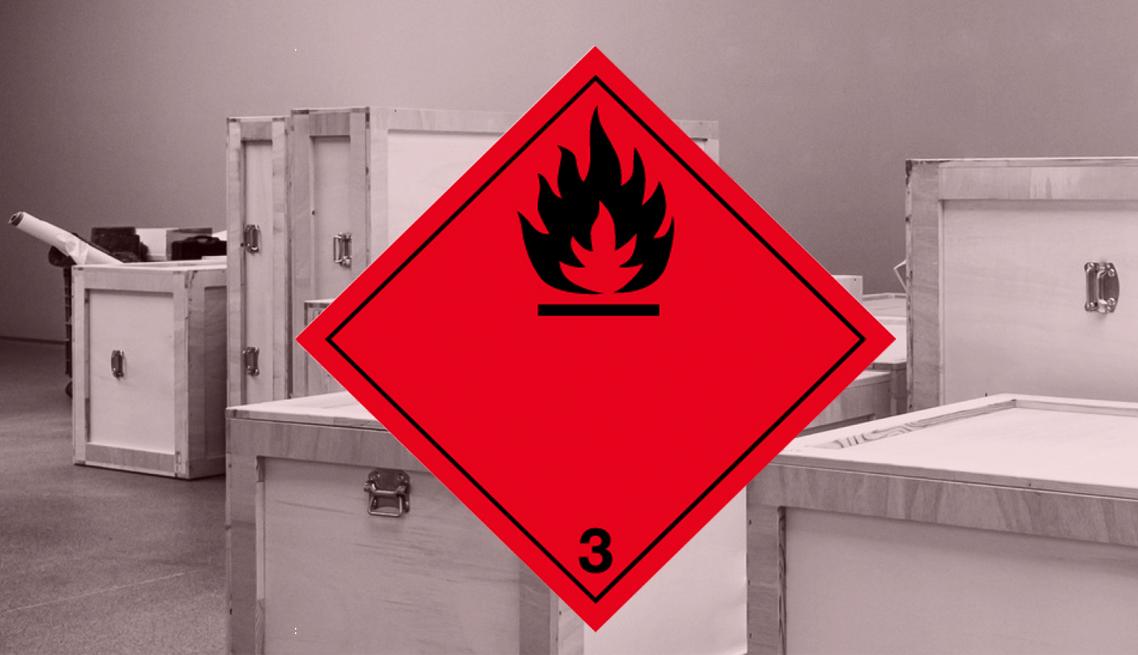 emballage produits dangereux