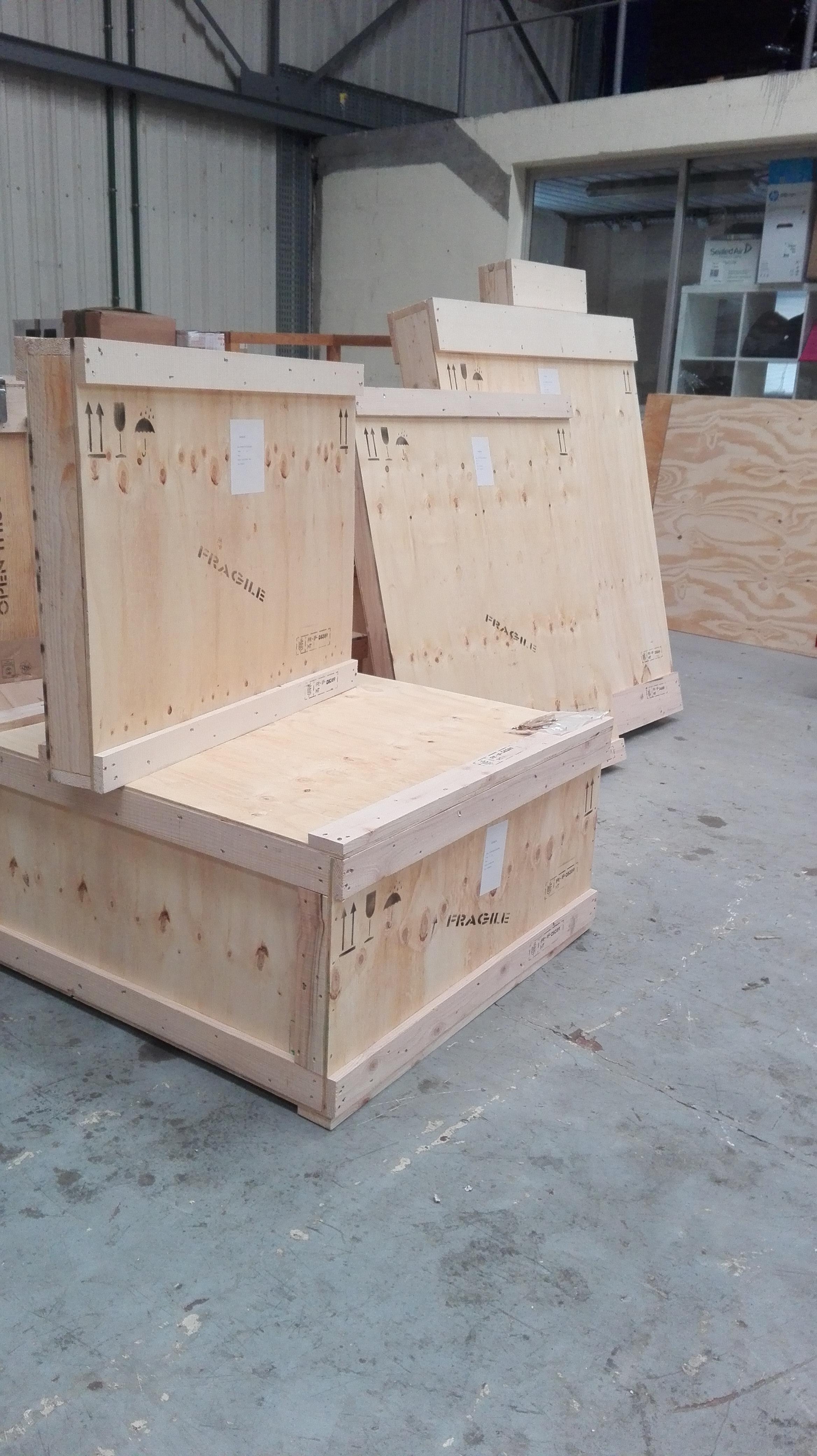 Comment Fabriquer Une Caisse En Bois caisse bois tableau - caisse en bois - paris, 92, 93, 94, 95