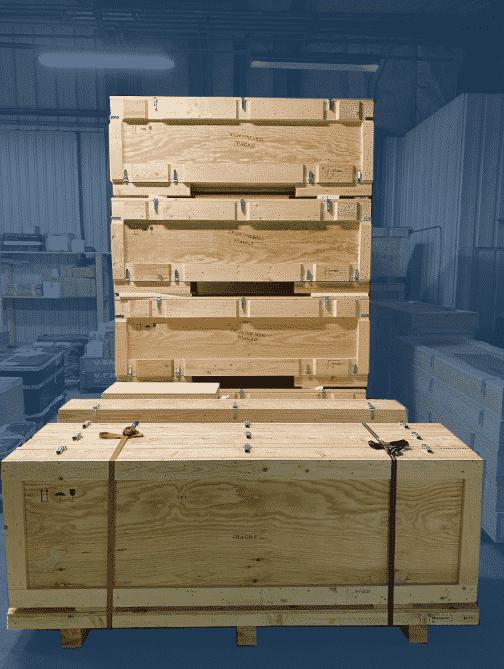 Caisse NIMP 15 Export